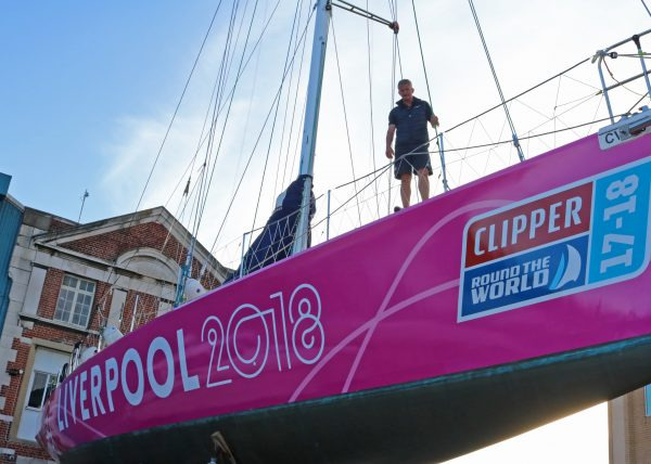 Liverpool 2018 Clipper Race Team Entry