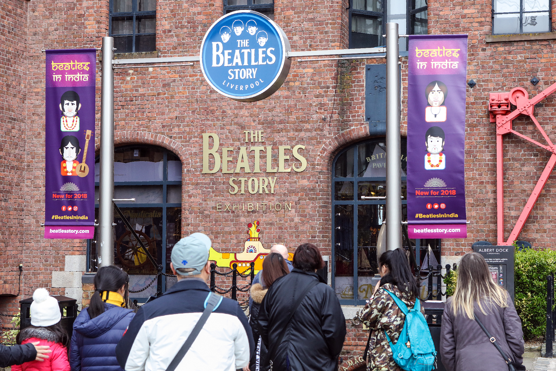 The Beatles Story celebrates another year of record-breaking ...