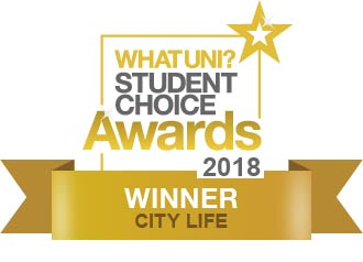 Liverpool has won 'Best city Life' in the Student Choice Awards 2018