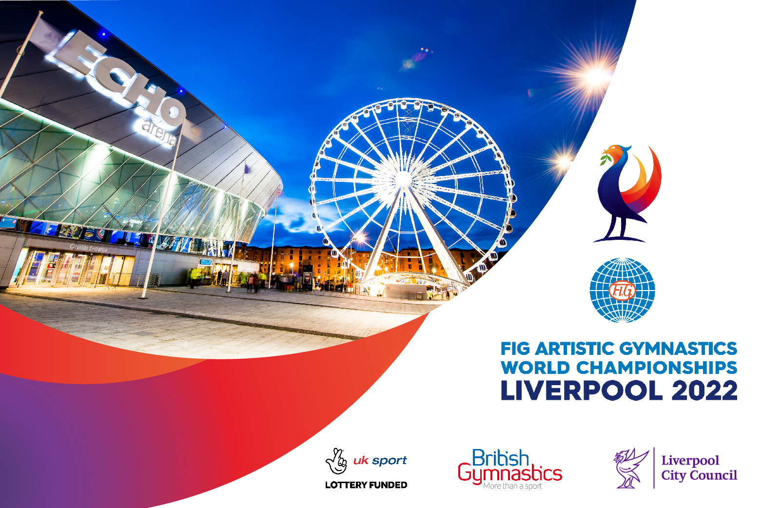 Liverpool to stage 2022 Gymnastic World Championships